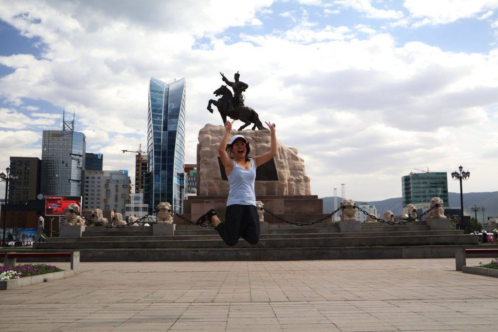 Short tour in mongolia