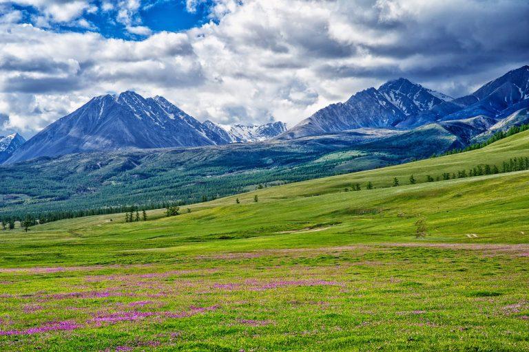 Western Mongolia Tour