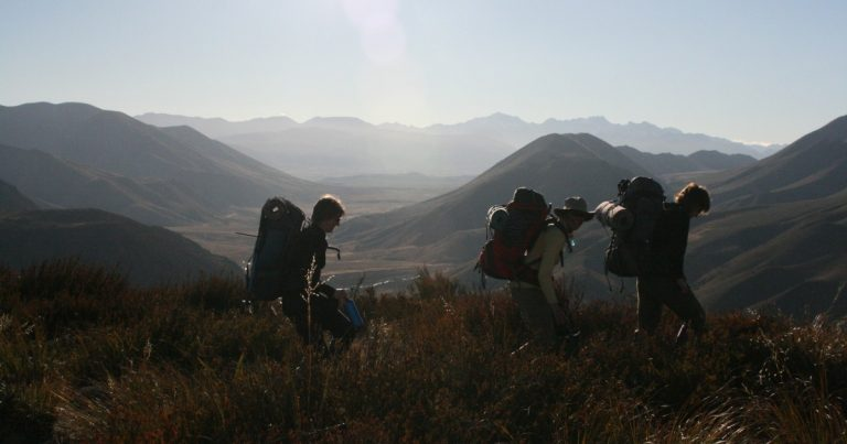 Trekking tours in Mongolia