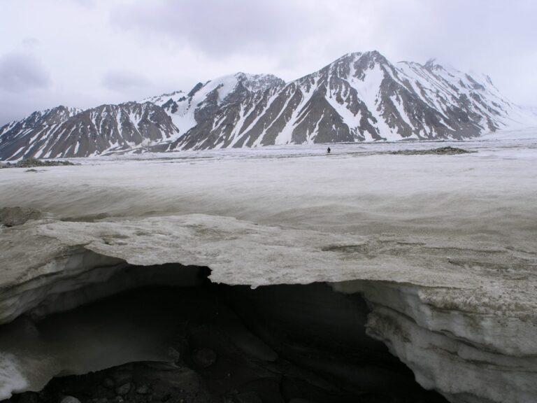 Potanin Glacier