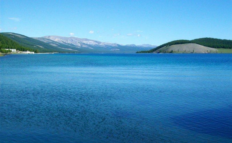 Khuvsgol lake