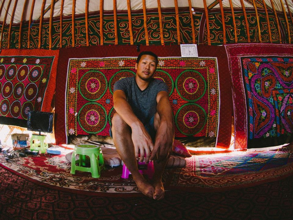 Photo gallery of Mongolia