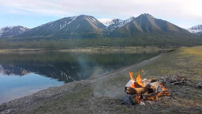 Khoton Lake & Khurgan Lake