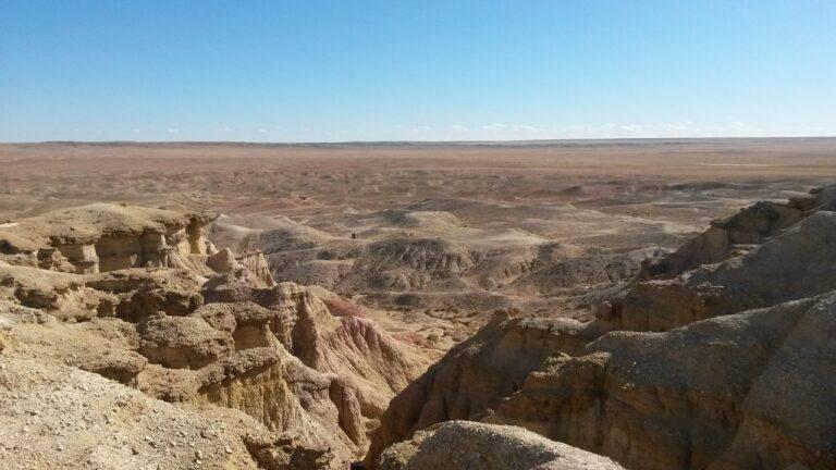 Khermen Tsav in Mongolia