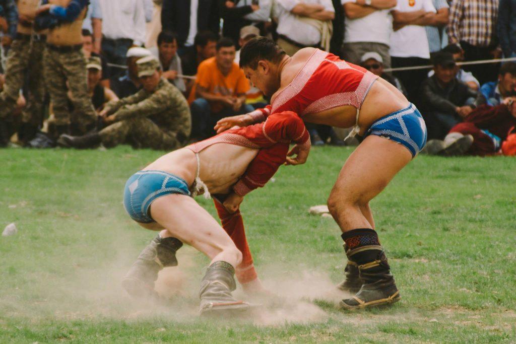 The naadam festival