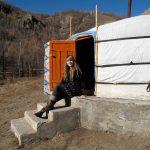 Mongolian Ger or Mongolian Yurts