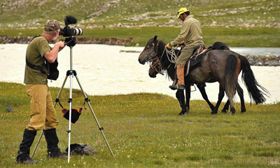 photography tours in mongolia